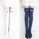 Slatki mali vrag Lolita Velvet Čarape (6 boja)