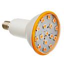 E14 6W 450-500LM 25x5050SMD 3000K teplá bílá Světlo King-Size Spot LED žárovky (200-240V)