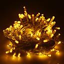 10M Long String LED svjetla za božićni ukras u toplim bijelim