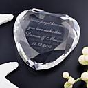 Nevjesta / Mladoženja Darovi Komad / set Crystal Proizvodi Vjenčanje / Godišnjica Kristal Personalized Crystal Proizvodi Poklon kutija