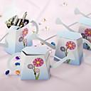 12 kom / set nositelj uslugu - kreativni karton papir milost kutije Engleski vrt