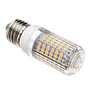 7W E26/E27 LED klipaste žarulje T 138 SMD 3528 620-640 lm Toplo bijelo AC 220-240 V