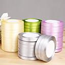 Pevná barva Satén Svatební stuhy-10 Piece / Set Saténová stuha
