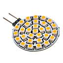 2W G4 / GU4(MR11) LED reflektori 30 SMD 3528 90-110 lm Toplo bijelo AC 12 V