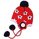 Djevojka Zima cvijet Hat