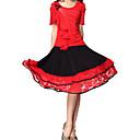 Latinské tance Sukně Dámské Trénink Průzračná bavlna