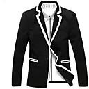 Pánské Classic korejský styl Blazer Slim Suit