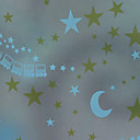 Cartoon snova Starry Sky Window film
