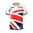 KOOPLUS® Biciklistička majica Žene / Muškarci / Uniseks Kratki rukav BiciklProzračnost / Quick dry / Ultraviolet Resistant / Podesan za