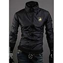DD Používejte osobní límec Krátký Lamborghini LOGO Jacket (černé)