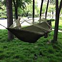 Prozračnosti / Quick dry / Prašinu / Vjetronepropusnost / Ultra Light(UL) / Zaštita protiv komaraca-Viseća mreža za ležanjeVojska Green