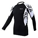 KOOPLUS® Biciklistička majica Muškarci Dugi rukav BiciklProzračnost / Ugrijati / Quick dry / Moisture Permeability / Podesan za nošenje /