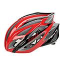 FJQXZ predoblikovanom EPS + PC Red Biciklizam Kacige (21 vents)