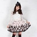 Kava Prilično Lolita Ailce Šah Princeza Kawaii Suknja Lovely
