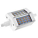 Prigušivanja R7S 6W 48x3014SMD 528LM 2800-3000K Warm White Light LED žarulja Corn (AC 220-240V)