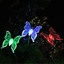 Solarna mijenjaju boju Butterfly Garden Ulog Light