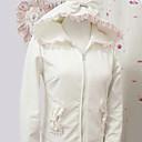 Kabát Sweet Lolita Lolita Cosplay Lolita šaty Jednobarevné Dlouhé rukávy Lolita Kabát Pro Polyester