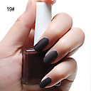 een set van mat matte nagellak (elk is 12ml)