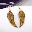 Naušnica Viseće naušnice Jewelry 2pcs Zlatno Žene Zlatna