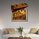 3D prsni koš Naljepnice Zid Naljepnice