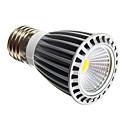 調光可能E27 7W 50-500LM 3000KウォームホワイトライトLEDスポット電球(220-240V)