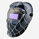 solární baterie Li samozatmívacích WIG / MIG / MMA / MAG helmy