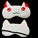 Mask Inspirirana Cosplay Cosplay Anime Cosplay Pribor Mask Bijela Polar Fleece Male / Female