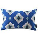 Blue Sansibar Cotton/Linen Decorative Pillow Cover