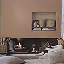 壁紙の壁装、モダンなスタイルのリネンの質感不織布ウォールペーパー