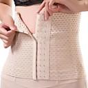 Ženy Korzet pod prsa Noční prádlo Jednobarevné-Polyester Béžová Dámské