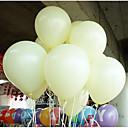 Satén Guma Svatební dekorace-50Kusů v sadě Nepersonalizováno