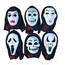 terorista ďábel halloween maska hlava