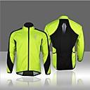 WEST BIKING® Cyklo bunda Pánské Dlouhé rukávy Jezdit na kole Prodyšné / Zahřívací / Větruvzdorné / Zateplená podšívka / Reflexní pásky