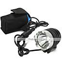 Osvětlení LED svítilny / Svítilny do ruky LED 2200 Lumenů 3 Režim Cree XM-L U2 18650 Voděodolný / DobíjecíKempování a turistika /