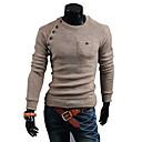 Slava Round Collar Long Sleeve Shirt Pletenina
