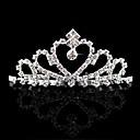Prodavačica cvijeća Umjetno drago kamenje / Legura Glava-Vjenčanje / Special Occasion Trake za kosu