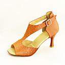Može se prilagoditi - Ženske - Plesne cipele - Latin / Balska sala - Satin - Stiletto Heel