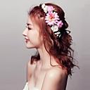 Žene / Prodavačica cvijeća Legura / Imitacija Pearl / Tkanina Glava-Vjenčanje / Special Occasion / Outdoor Cvijeće