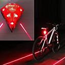 Rasvjeta Svjetiljke za glavu / Svjetla za bicikle / Laser LED 60 Lumena Način - 14500 Vodootporno / Može se punitiKampiranje /