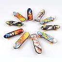 50pieces / puno igračaka za djecu prst skateboard (jedno lice tiskana)