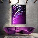E-home® rastegnut na čelu platnu print umjetnosti Sjajna zvijezda bljesak djelovanje dovelo