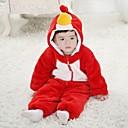 Boy Zima / Jaro / Podzim Směs bavlny Kombinézy