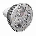 3W GU5.3(MR16) LED reflektori MR16 3 Visokonaponski LED 330 lm Toplo bijelo / Hladno bijelo Može se prigušiti DC 12 / AC 12 V