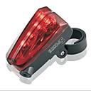 Světla na kolo / Zadní světlo na kolo / bezpečnostní světla / bezpečnostní odrazky LED / Laser CyklistikaVoděodolný / Odolný proti