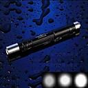Tank007® LED svjetiljke / Ručne svjetiljke LED 120 Lumena 3 Način Cree XR-E Q5 AAAVodootporno / Otporan na udarce / Nonslip grip / Super