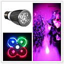 5W E26/E27 LED reflektori MR16 5 Visokonaponski LED 500 lm Purpurno AC 85-265 V