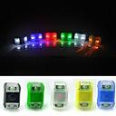 後部バイク光 LED サイクリング 防水 / コンパクトデザイン CR2032 ルーメン バッテリー サイクリング-FJQXZ®
