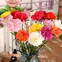 """22.4 """"l sada 1 Útulný karafiáty hedvábí květiny"""