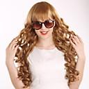Žene - Valovita kosa/Kinky Curly/Water Wave - Perika sintetički )