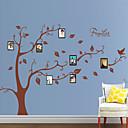 ウォールステッカーウォールステッカー、写真のPVC壁のステッカーの木